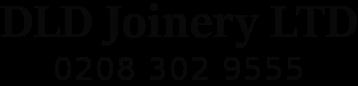 DLD Joinery LTD Logo