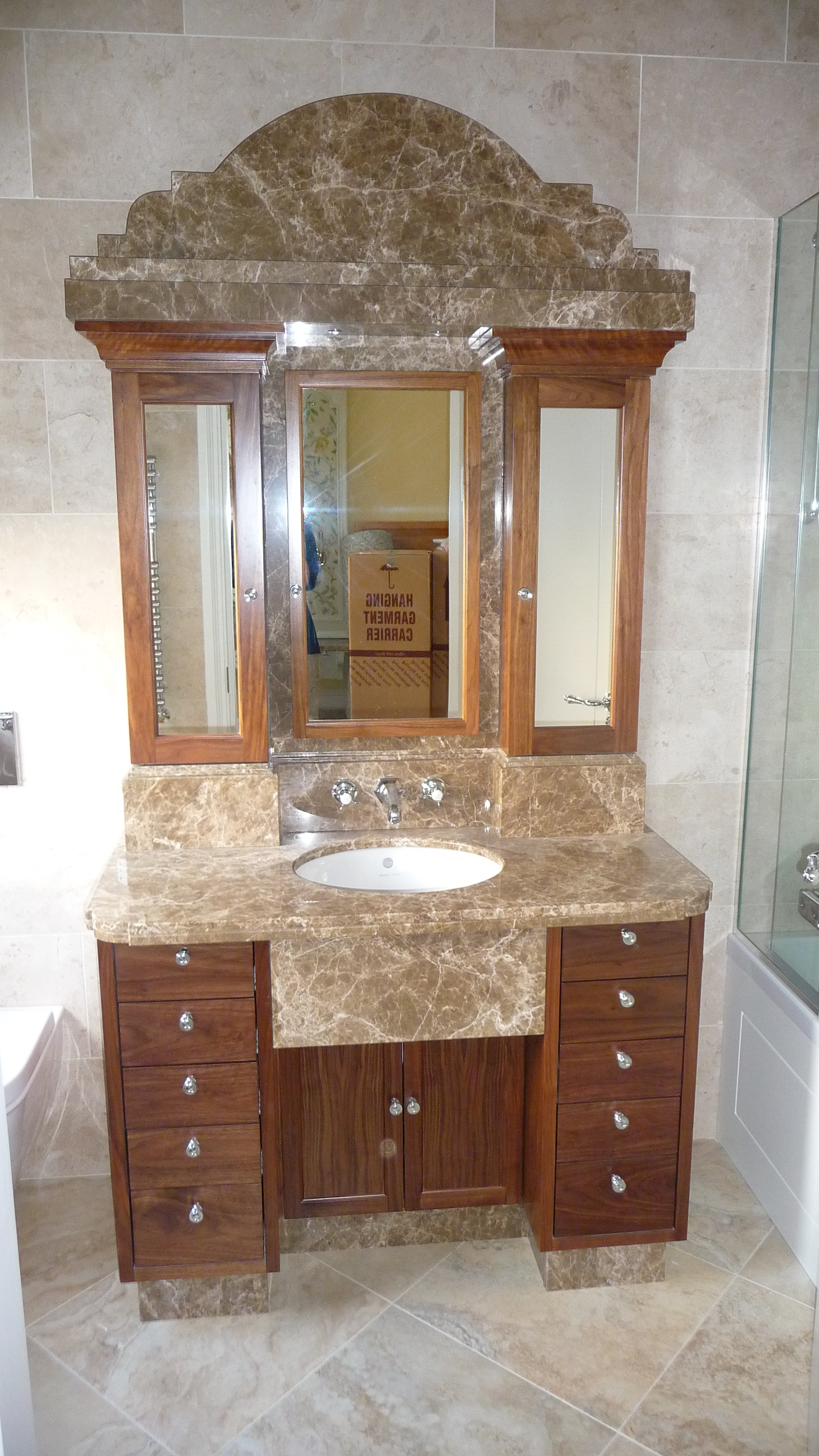 Bathroom - DLD Joinery LTD